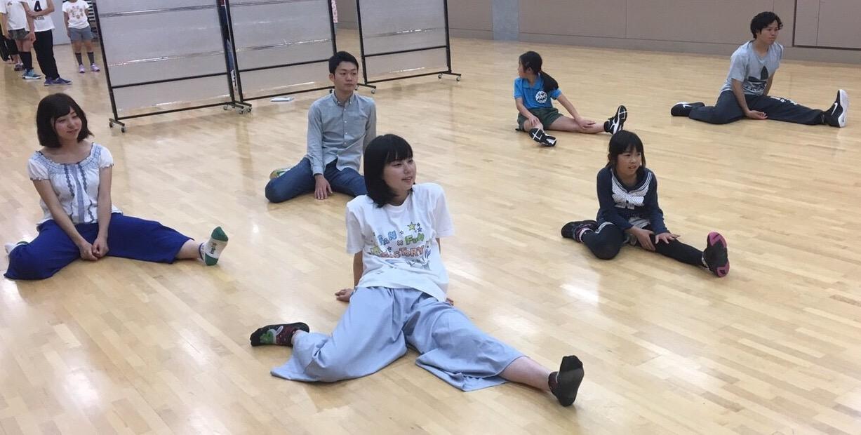 ダンスブログ「5月18日」