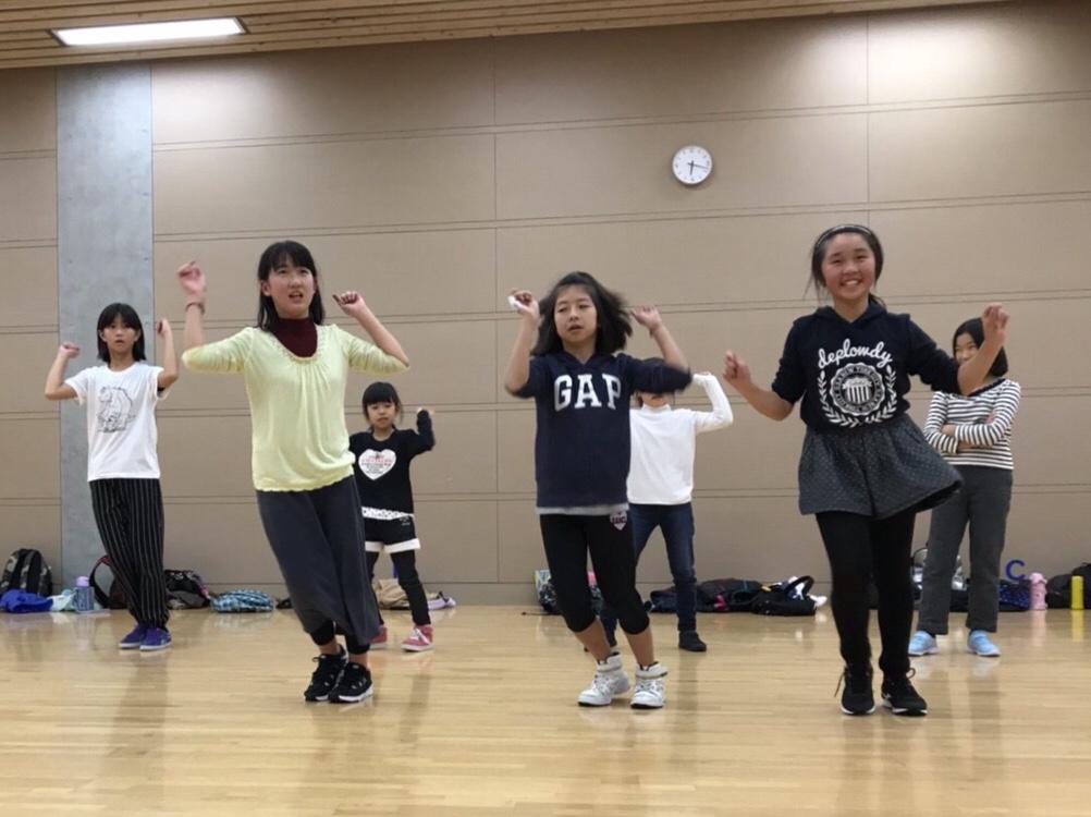 ダンスブログ「12月7日」