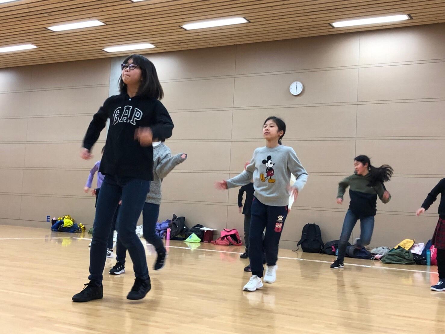 ダンスブログ「3月7日」