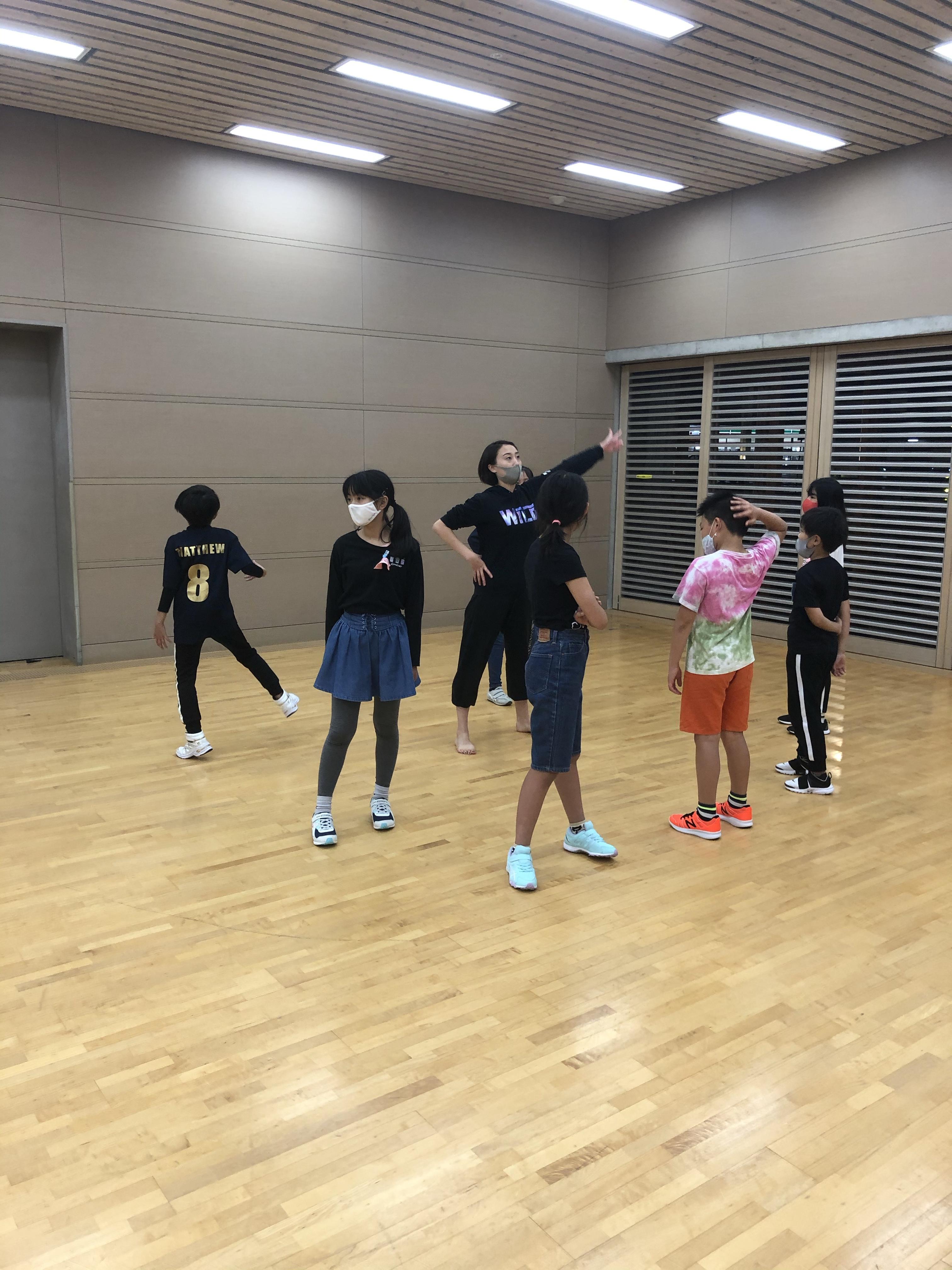 ダンスブログ10月8日