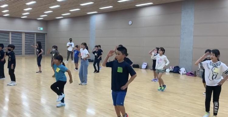 ダンスブログ[10月1日]