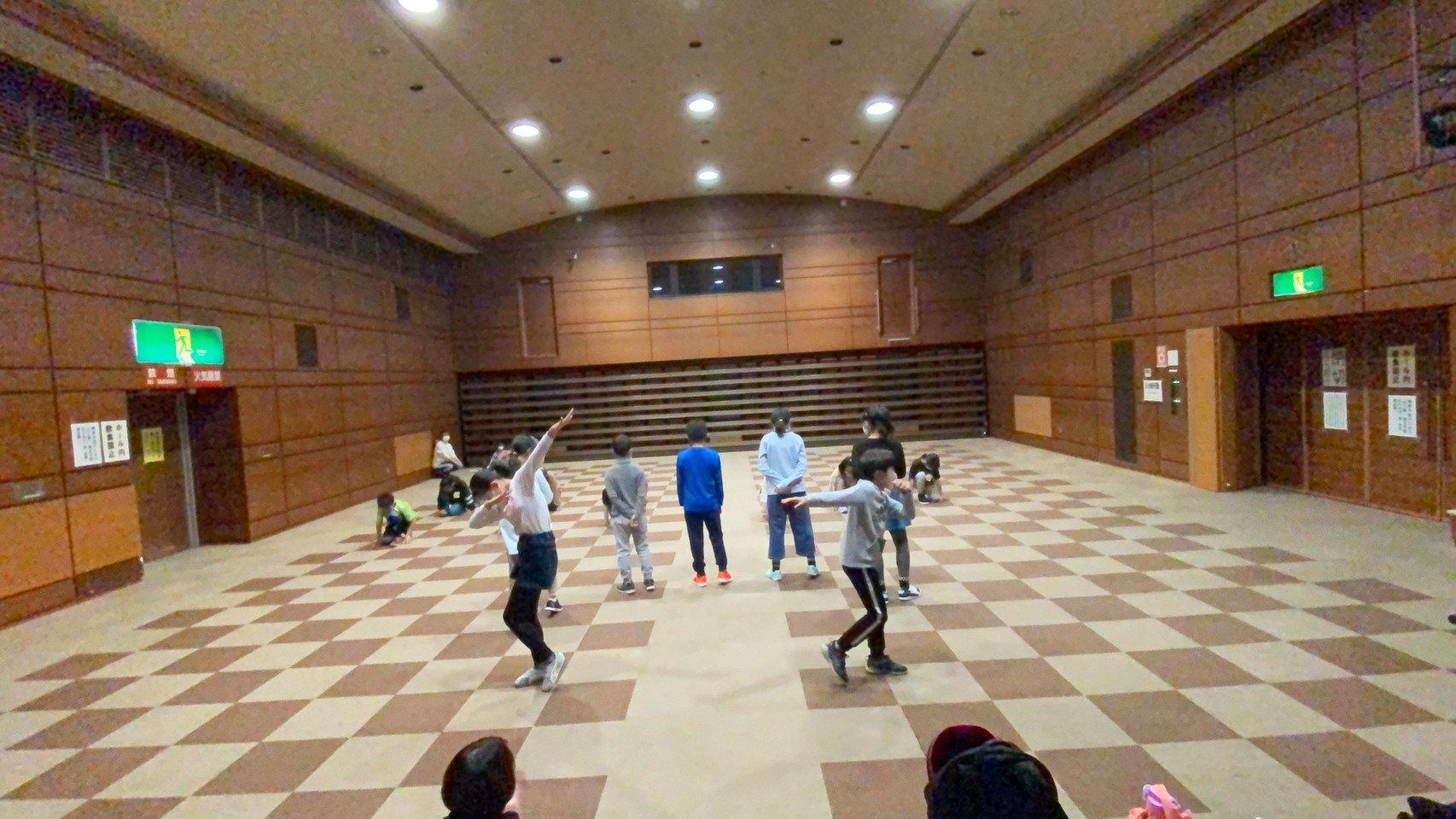 11月26日「ダンス」